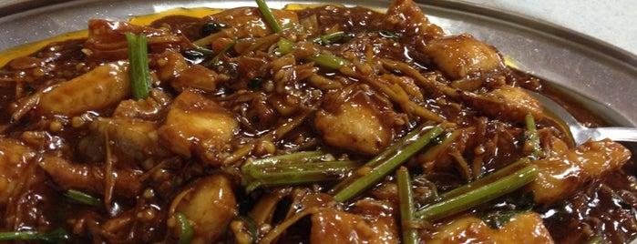 Muhibbah Seafood Restaurant is one of Makan @ Pahang #1.