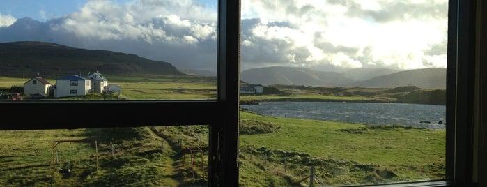 HI Iceland Broddanes hostel is one of HI Iceland - Hostels around Iceland.