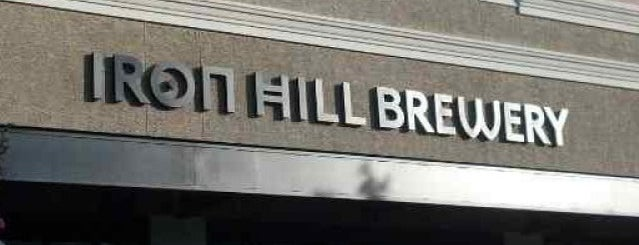 Iron Hill Brewery Restaurant Voorhees Township Nj