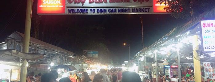 Chợ Đêm Dinh Cậu is one of du lịch - lịch sử.