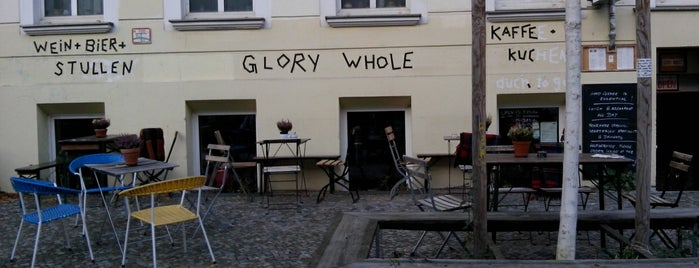 Glory Whole is one of Berlin Cafés.
