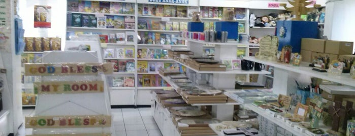 Toko Buku Immanuel WGP is one of Bookworm Badge.