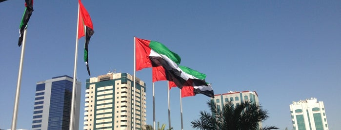 Abu Dhabi Municipality is one of government office.
