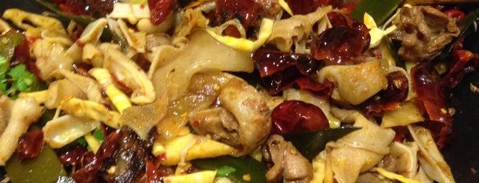 川成元麻辣香锅 Chuan Cheng Yuan Spicy Pot is one of TheNomNomPlacesThat!HeartInBeijing.