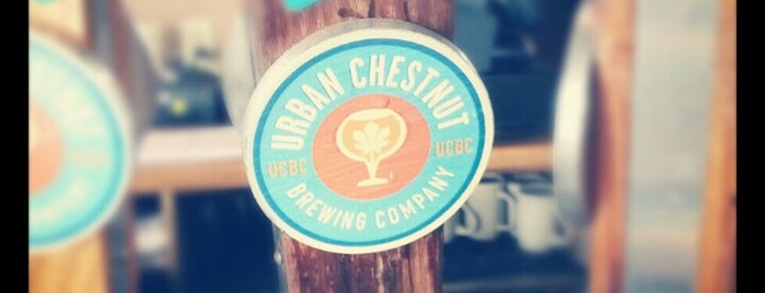 Urban Chestnut Brewing Company is one of The best things we ate in 2012.