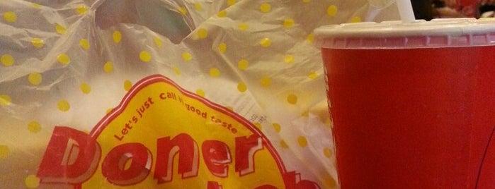Doner Kebab is one of BALIKPAPAN.