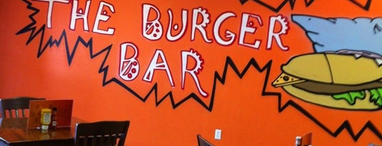 Burger Bar is one of Springfield, Springfield!!.