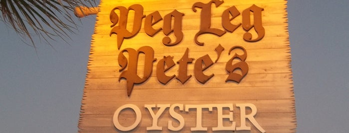 Peg Leg Pete's is one of Seafood Restaurants - Top Picks.