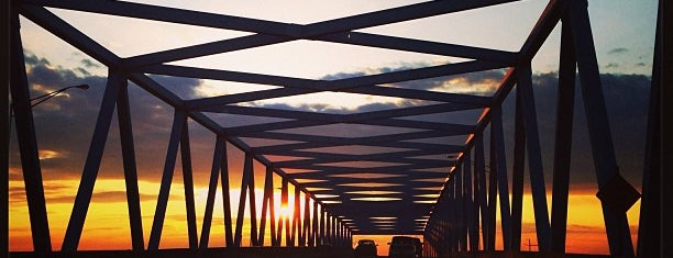 Don N. Holt Bridge is one of my charleston places.