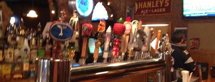 Main Pub & Restaurant is one of burrs.