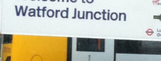 Watford Junction Railway Station (WFJ) is one of Railway Stations in UK.
