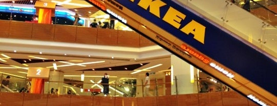 Ikea is one of Top picks for Furniture or Home Stores.