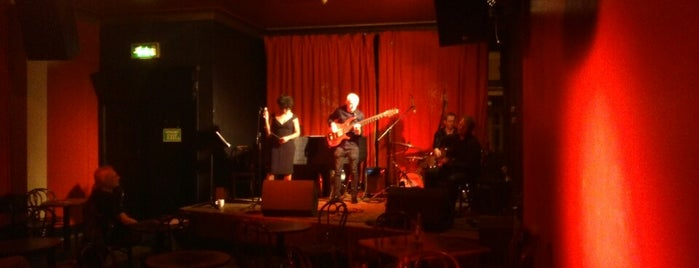 Matt & Phreds Jazz Club is one of Top 10 favorites places in Manchester, UK.