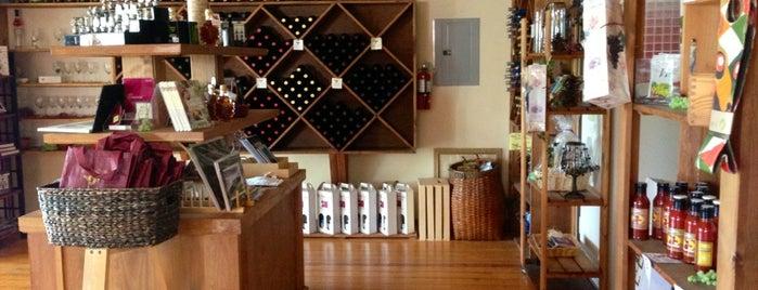 Six Mile Creek Vineyard is one of New York State Wineries.