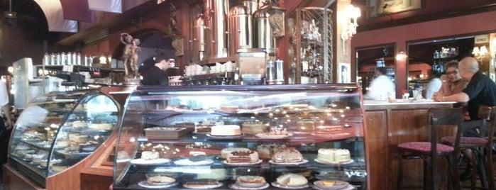 Cafe Intermezzo is one of Favorite Restaurants in Atlanta.