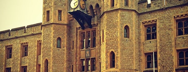 Tower of London is one of Posti da vedere a Londra.