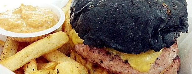 Spade's Burger is one of Burgers @ Penang.