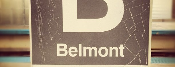 CTA - Belmont is one of Top 10 favorites places in Chicago, IL.