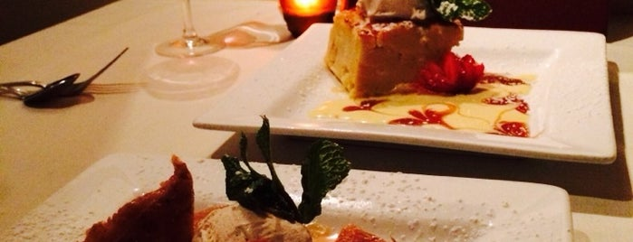 Prezza is one of 50 Best Restaurants.