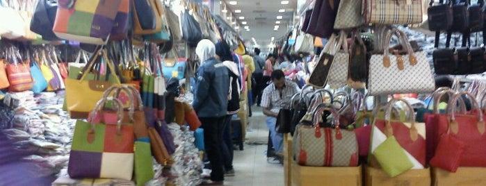 Pusat Grosir Senen Jaya is one of i've been visited.