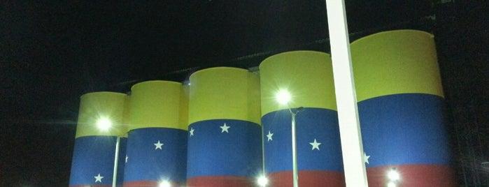 La Bandera is one of Las Maravillas del Tigre - Tigrito - San Tome.