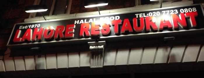 Lahore Restaurant is one of Secret London.