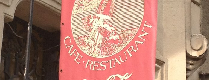 Cafe Verne is one of Dinner.