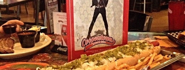 Alice Cooper'stown Rock and Roll Sports Grill is one of Favorite Food.