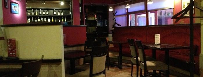 Кофейник is one of Рестораны и кафе Ижевска - от Единой справочной.