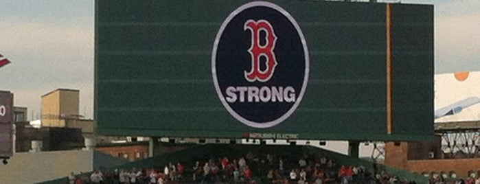 Fenway Park is one of Red Sox Nation.