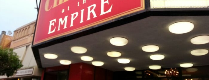 CineArts at the Empire is one of SF Movie Place.
