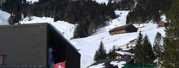 Skilift Brunni is one of Skigebiete.