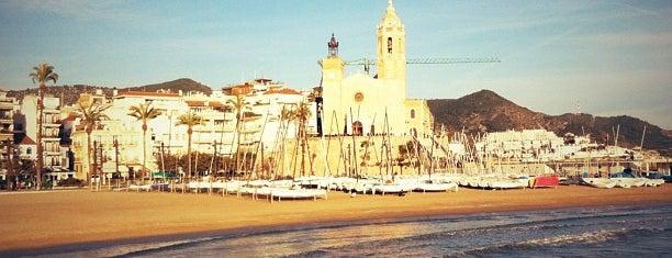 Sitges is one of Sota el cel.