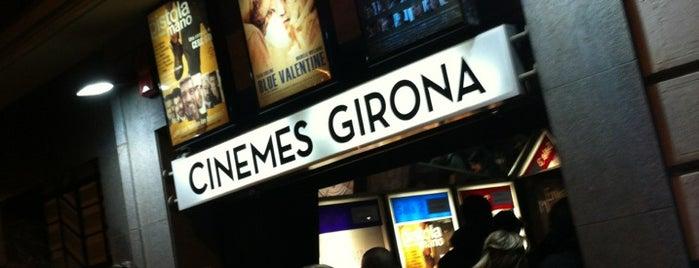 Cinemes Girona is one of Espectáculos.