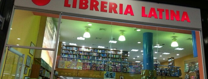 Libreria Latina is one of Lugares donde ir en Puerto Ordaz.