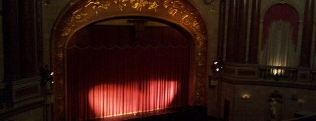 Carolina Theatre is one of Greensboro.