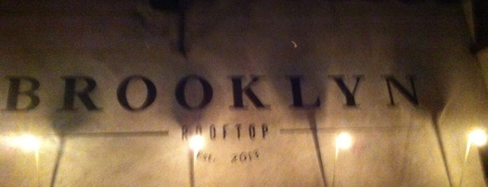 Brooklyn Rooftop is one of bars.