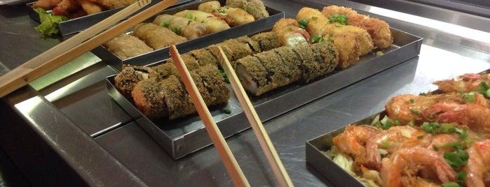 Kami Sushi e Temakeria is one of Restaurantes e Lanchonetes (Food) em João Pessoa.