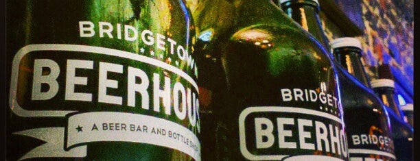 Bridgetown Beerhouse is one of My Saved Places.