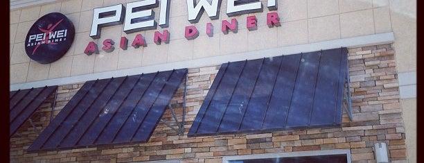 Pei Wei is one of Favorite Food.