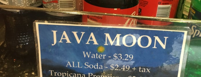 Java Moon Cafe is one of Guide to Newark's best spots.