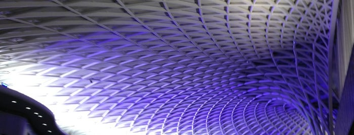 London King's Cross Railway Station (KGX) is one of Places to Visit in London.