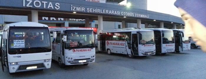 İzmir Inter-City Bus Terminal is one of Oguz Serdar's Lists.