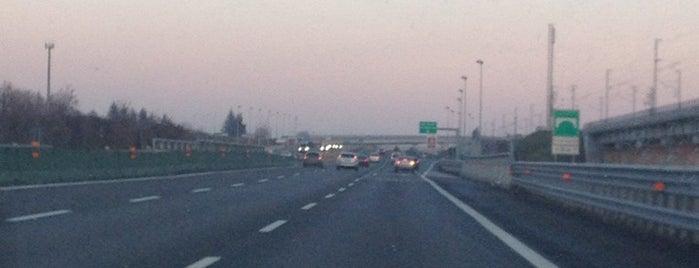 Autostrada A4 is one of A4 Autostrada Torino - Trieste.