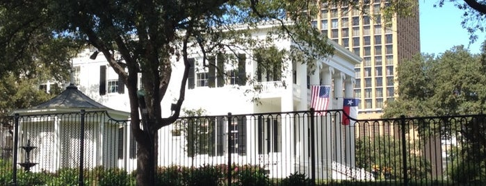 Texas Governor's Mansion is one of A Weekend in Austin.