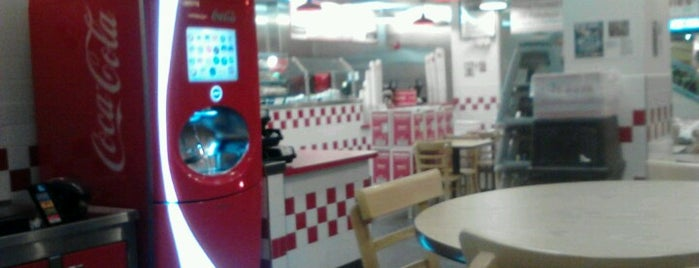 Five Guys is one of My Favorite Places to get my GRUB ON!.
