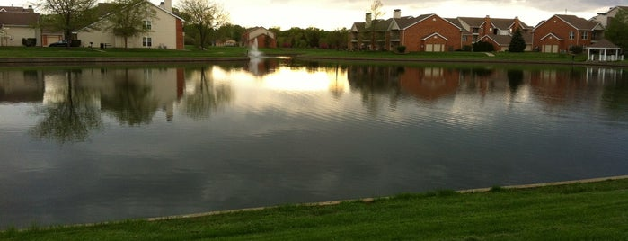 Baytowne apartments is one of Places to Go in CU.