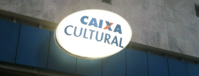 Caixa Cultural is one of Rio.