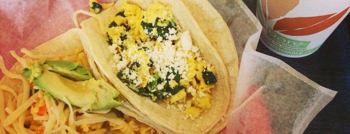 Tacodeli is one of SXSW: Best Restaurants and Bars in Austin.
