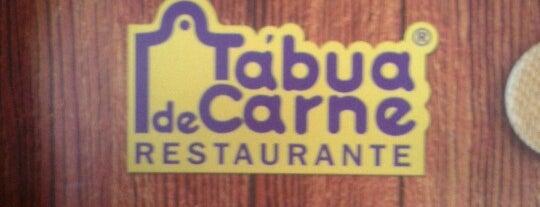 Tábua de Carne is one of Guide to João Pessoa's best spots.